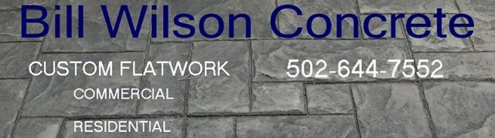 Bill Wilson Concrete